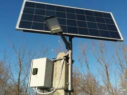 Автономное освещение. Солнечные станции.