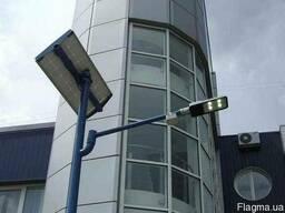 Автономное уличное освещение на солнечных батареях - фото 2