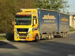 Автоперевезення вантажів, грузоперевозки по Украине и загран