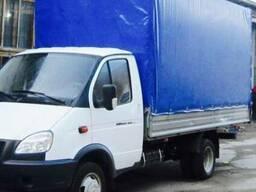 Автоперевозки а/м ГАЗель до 2х тонн