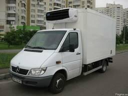 Автоперевозки рефрижератором грузоподьемностью 2, 5 тонны.