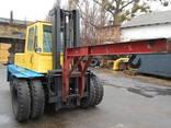 Погрузчик львовский 5 тонн с ГБО - фото 3