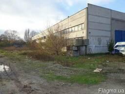 Автопредприятие 5. 000 метров с участком 2. 2 га. , Одесса