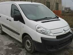 АвтоРазборка Fiat Scudo, Citroen Jumpy, Peugeot Expert 2007-16