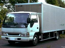 Авторазборка грузовиков ISUZU - фото 1