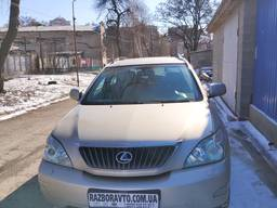 Авторазборка Lexus RX350 в Донецке