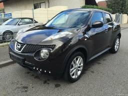 Авторазборка Nissan Juke 2010-2014 запчасти б\у