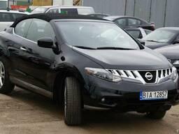 Авторазборка Nissan Murano CrossCabrio(2010-14 автозапчасти