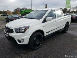 Авторазборка SsangYong Actyon 2006-2018 Двери крыша фары