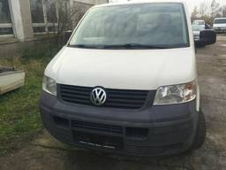 Авторазборка Volkswagen Transporter Т5 03-13 1.9d, 2.0d, 2.5