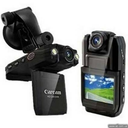 Авторегистратор Carcam HD Car DVR