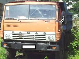 Автосамосвал КАМА55111