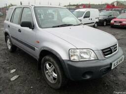 Автозапчасти Б/У HONDA CR-V 1999-2001