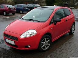 Автозапчасти на Fiat Grande Punto (Фиат Гранд Пунто)
