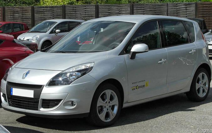 Автозапчасти Renault Scenic III (Рено Сценик III) 2010-2014г
