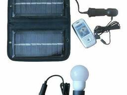 Axioma energy Универсальное Зарядное устройство на солнечных батареях (Модель. ..