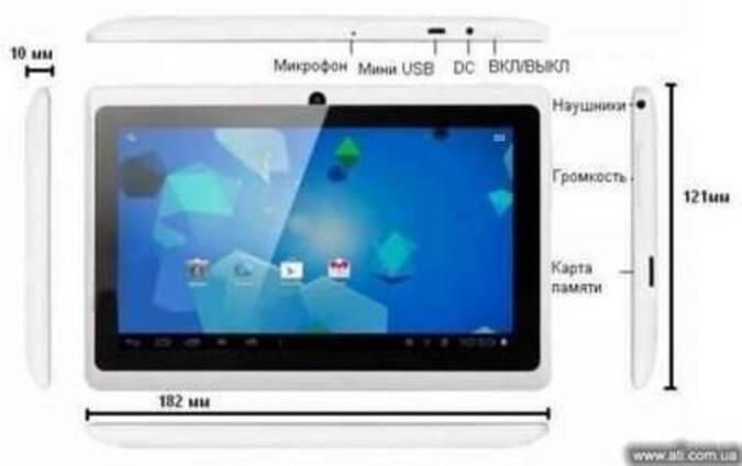 Айпад 2 Планшет ( Wi - Fi 16GB White ) Apple iPad 2