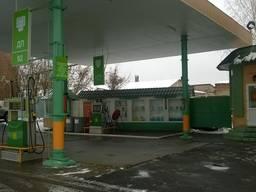 АЗС в місті Лубни Полтавської області
