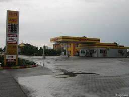 АЗС «ВІП» (бензин, газ)