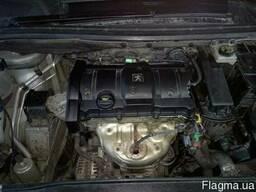 Б/у двигатель мотор 1.6i TU5 на пежо 307 ситроен С4