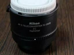 Б.У, Nikon TC-20EIII в отличном состоянии
