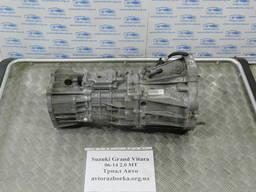 Коробка передач механическая на Сузуки Гранд Витара