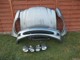 Б/у бампер передний задний Jaguar x-type