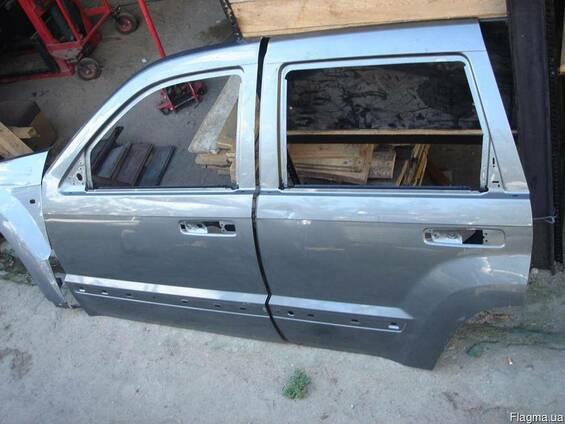 Б/у двери Jeep Grand Cherokee WK (2004-2010)