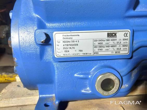 "Б/у компрессор ""Bock HGX 34e/315-4S"""