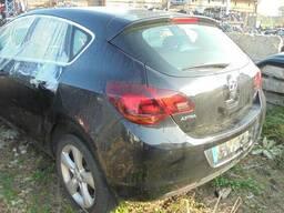 Б/у крышка багажника дверь задняя для Opel Astra J Разборка
