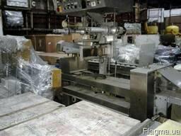 Б/у оборудование линии пищевого производства