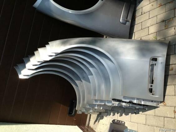 Б/у передние крыла Jaguar XK, XK8/XKR, X100, X150