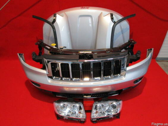 Б/у передние крыла Jeep Grand Cherokee WL 2010-2015