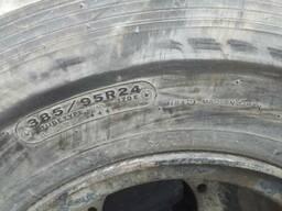 Б/у шина 14.00R24 (385/95R24) Bridgestone