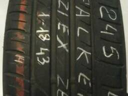 Б/у шины (2 шт.) 245/40R18 Falken Ziex ZE 914