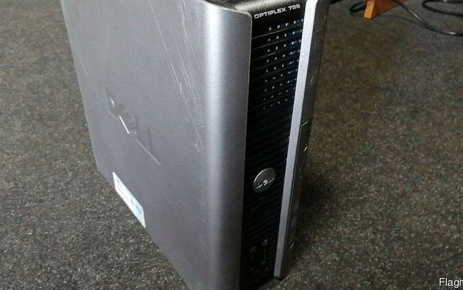 Б/у Системный блок USFF Dell Optiplex 755