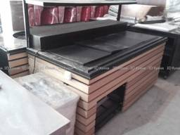 Б. у стол шведский охлаждаемый (прилавок холодильный)