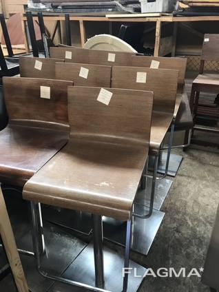 Б/у стул барный поворотный для кафе, баров, ресторанов