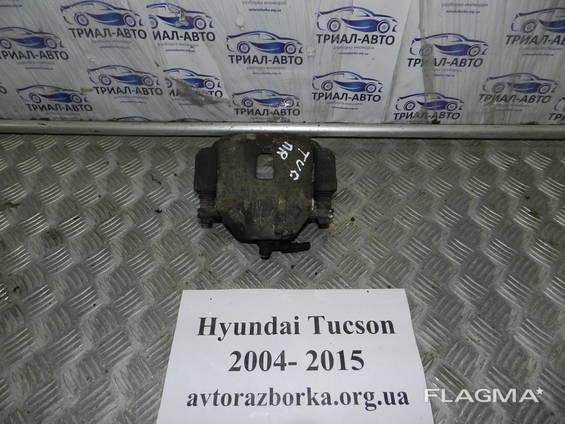 Суппорт передний правый Hyundai Tucson 2,0 CRDI