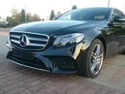 Б/у запчасти Mercedes-Benz W213 разборка шрот Мерседес 213