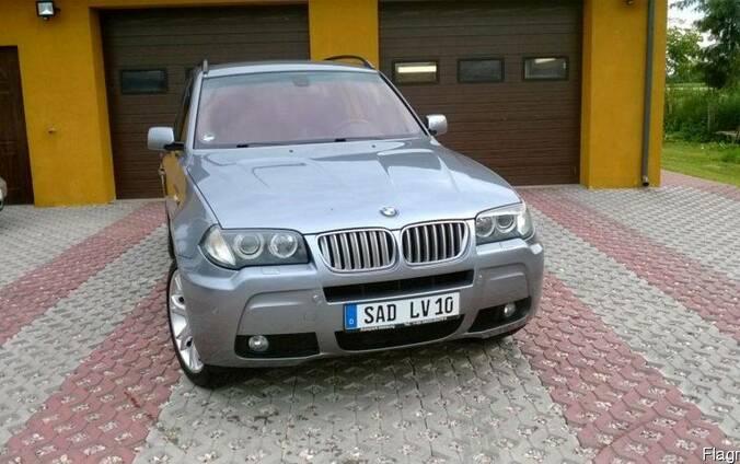 Б/у запчасти на BMW X3 E83 (БМВ Х3 Е83) 03-10 год
