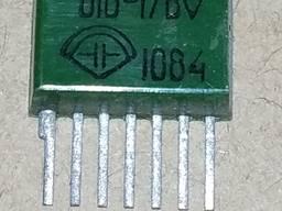 Б18-17в сборка конденсаторная