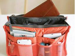 Bag in Bag - органайзер в сумку. Оранжевый
