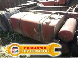 Бак 750 л алюминиевый Renault Major 385 ti Рено Мажор 385 ti
