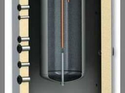 Бак-аккумулятор для отопления и ГВС SunSystem KSC 600/150
