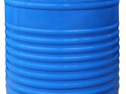 Бак для воды пластиковый 1500л вертикальный