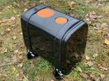 Бак гидравлический (гидробак) закабинный 60 л железный - фото 1