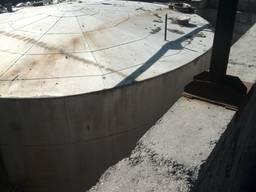 Бак, резервуар, ёмкость для хранения топлива, ГСМ, Объём:500тн