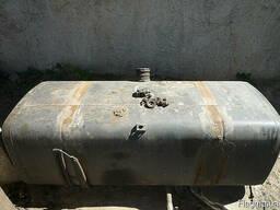Бак топливный алюминиевый 400 литров