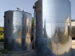 Баки-аккумуляторы для горячей воды